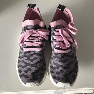 Adidas NMD R2 Primeknit Women's Sneakers